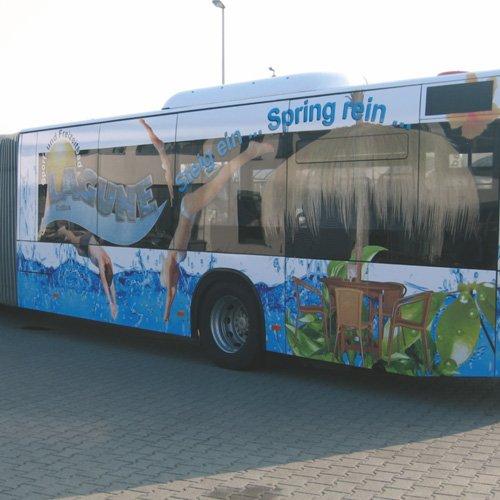 Bus Lagune Cottbus