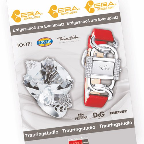 Grafikdesign ERA Jewellery