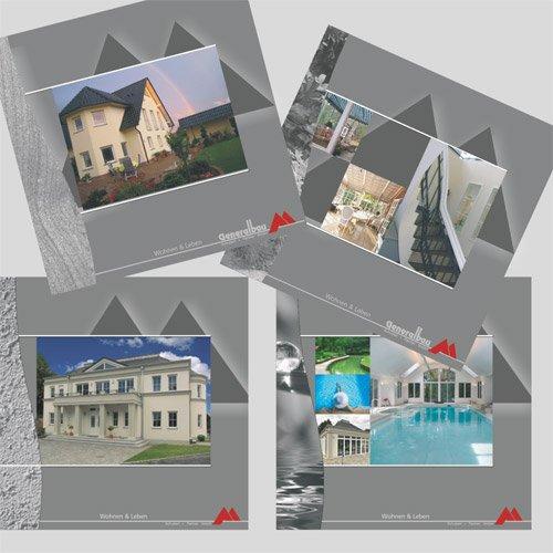 Grafikdesign Generalbau