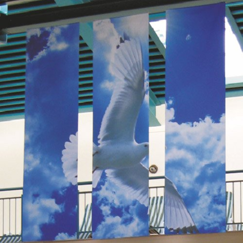 Großformatdruck Banner