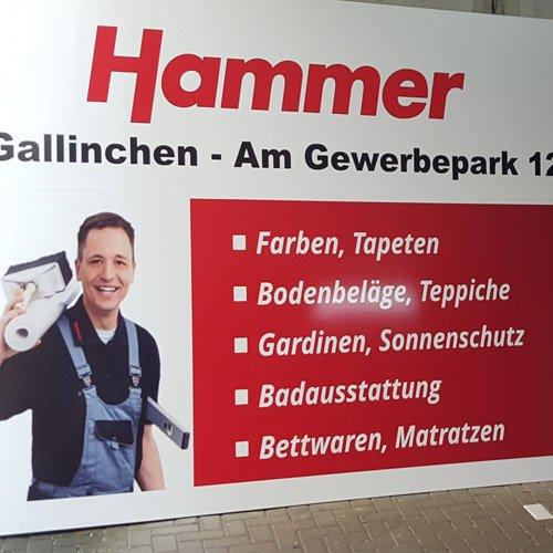 Hammer Fachmarkt Gallinchen