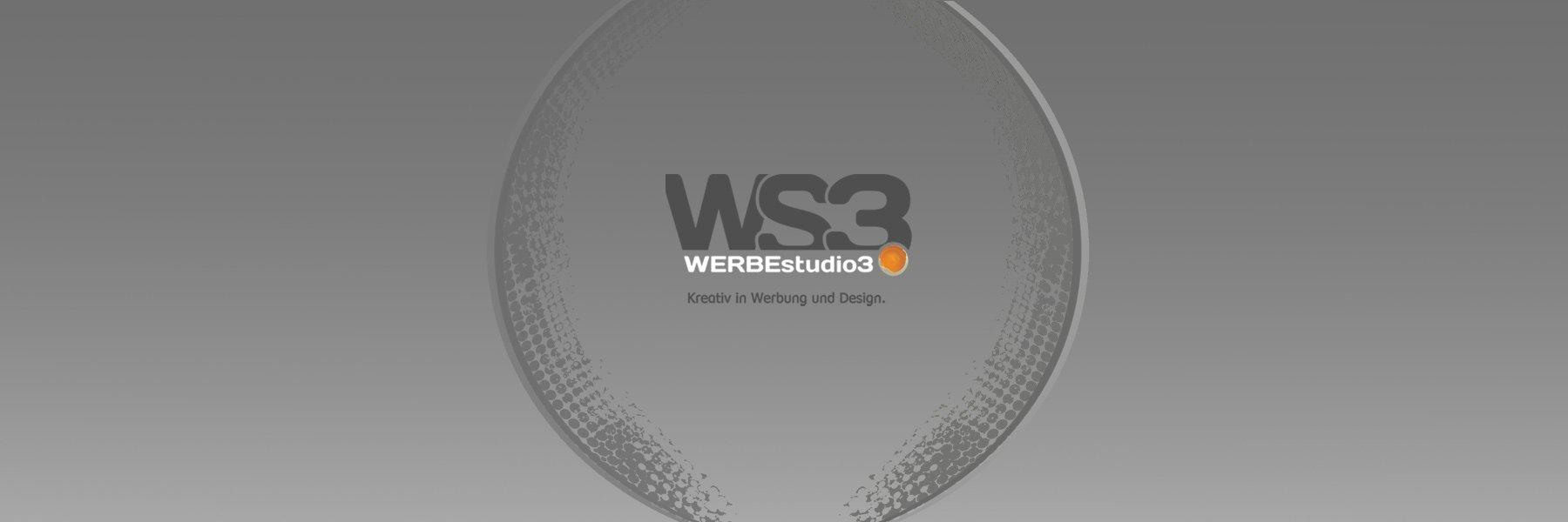 Logo Werbestudio3