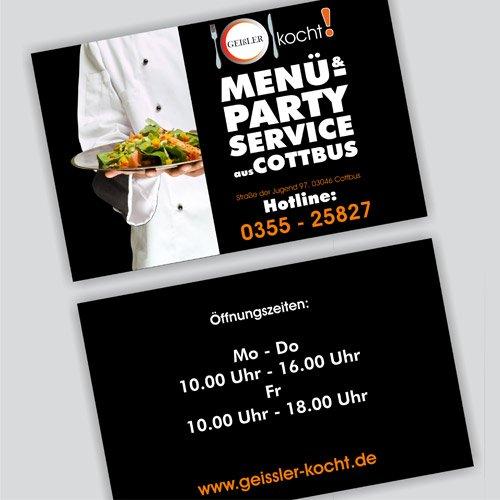 Menü-Partyservice Cottbus