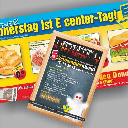 Printprodukte E-Center