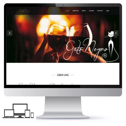 Webdesign GatoNegro
