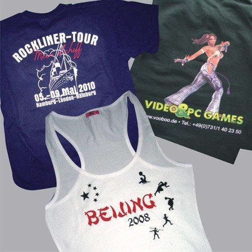 Werbeartikel T-Shirts