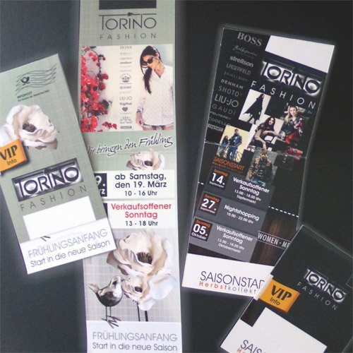 Werbeartikel Torino Fashion