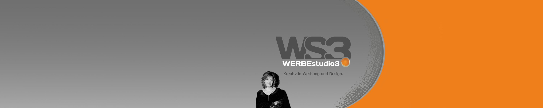 Werbestudio3 Andrea Krug Logo